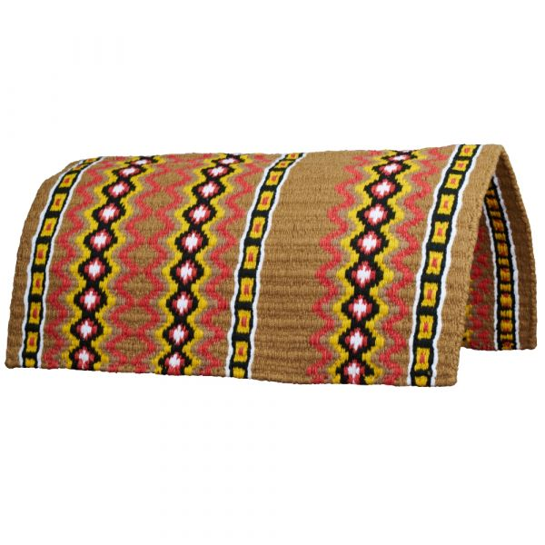 First Run Saddle Blanket VII-18