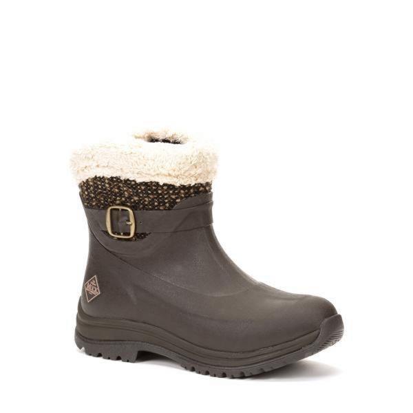 Damen Muck Boots Arctic Apres Supreme Brown