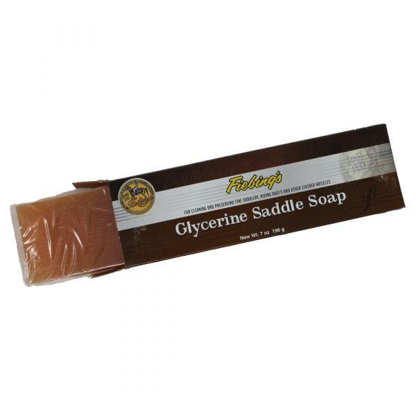 Glycerine Saddle Soap Bar von Fiebing´s 196 g
