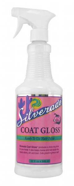 Silverado Coat Gloss