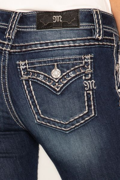 Miss Me Jeans New Found Skinny
