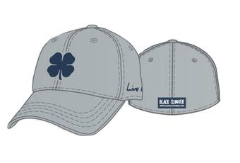 Blackclover Cap Live Lucky Grey/Navy