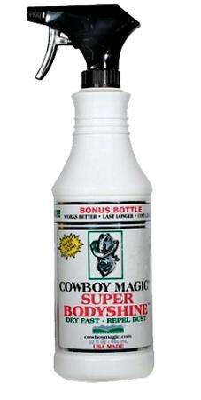 Super Bodyshine von Cowboy Magic 946 ml
