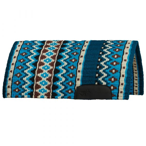 First Run Saddle Blanket IV