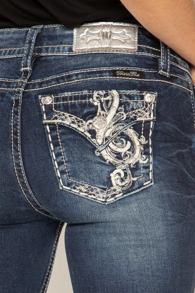 Miss Me Jeans Musical Note