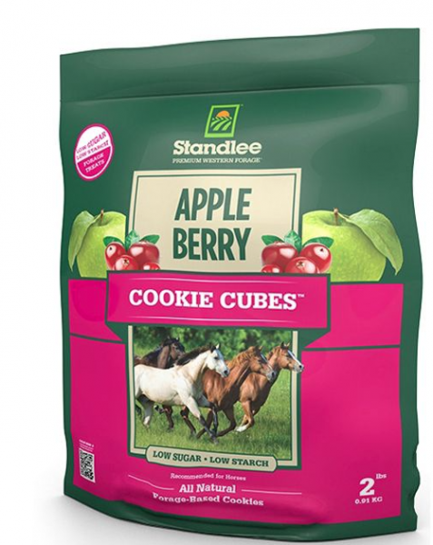 Standlee Apple Berry Cookie Cubes