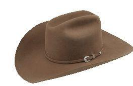 American Hat Co. Filzhut Tuscan 7X