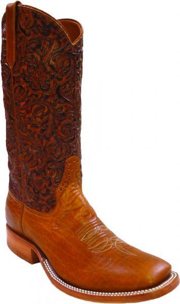 Clydsdale Cognac Tool Mens Rios Stiefel