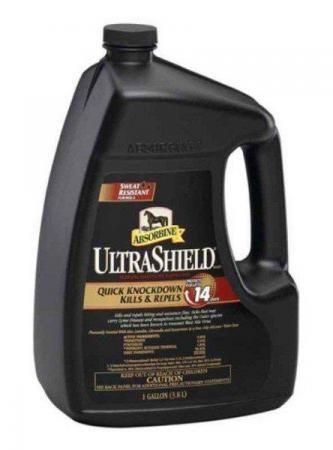 Ultra Shield Black 3,8 L (Gallone) von Absorbine Horse Care