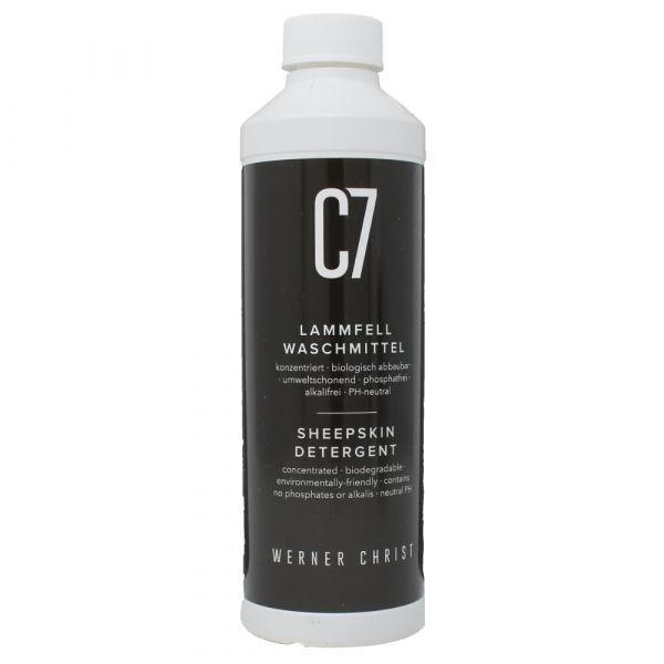 C7 Lammfellwaschmittel von Christ Lammfelle 500 ml