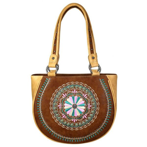 Handbag Mandala Coffee
