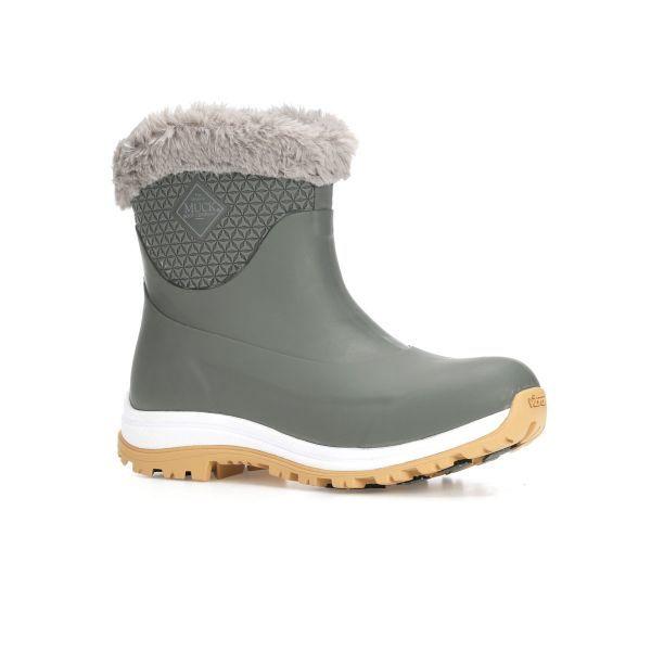 Damen Muck Boots Arctic Grip grey