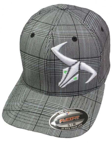 Go Left Cap Grey/white