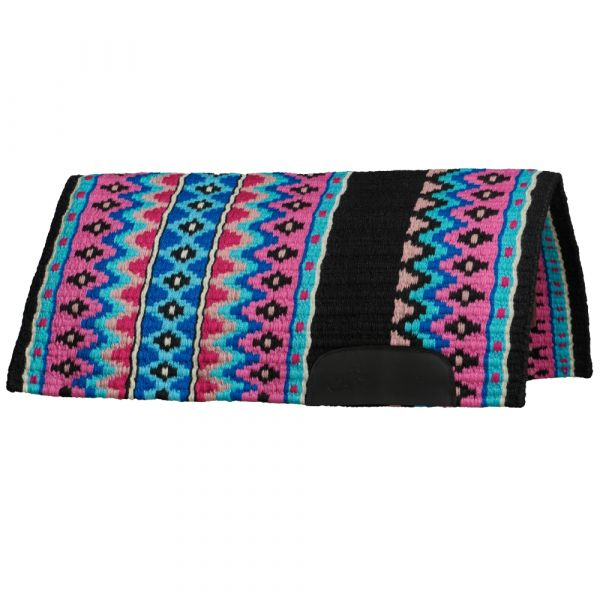 First Run Saddle Blanket III