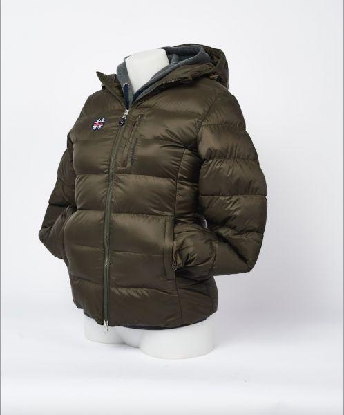 Spooks Maxi Jacket