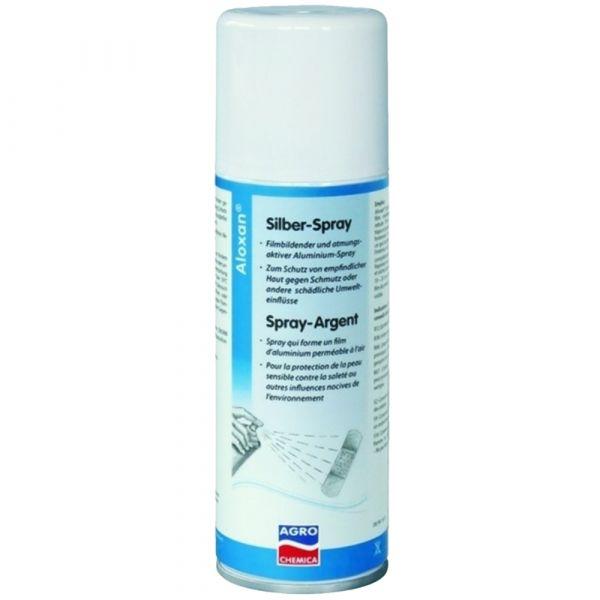 Silber Spray Aloxan von AGROCHEMICA 200 ml