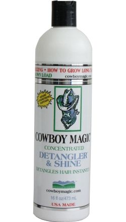 Detangler & Shine von Cowboy Magic 473 ml