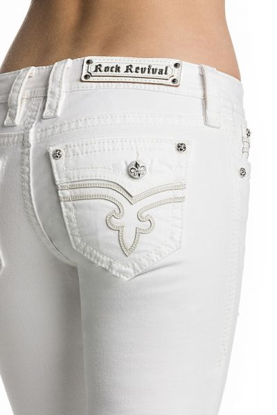 Rock Revival Damenjeans Arjean
