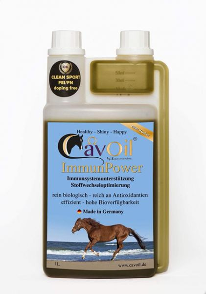 CavOil Immunpower