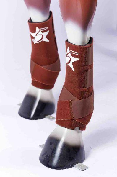 5 Star Boots - Cinnamon