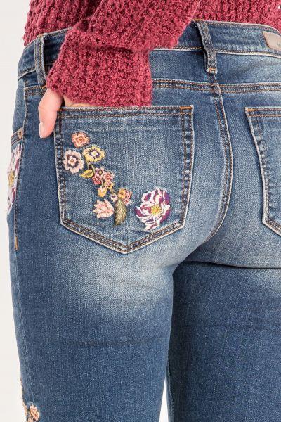 Miss Me Jeans Flower Bomb