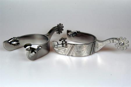 Sporen Plated Silver/Silver