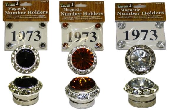 Crystal Pins