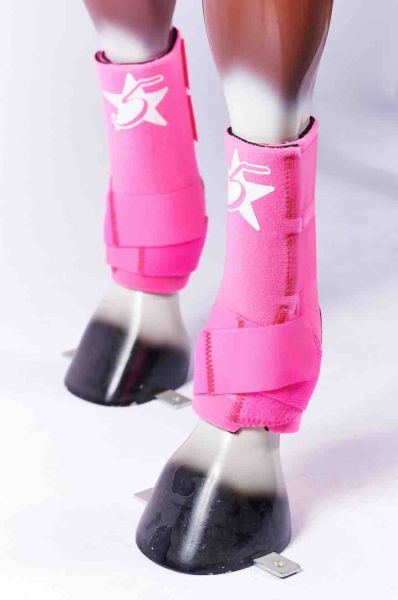 5 Star Boots - Pink
